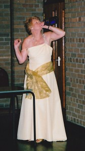 Mistress of Ceremonies